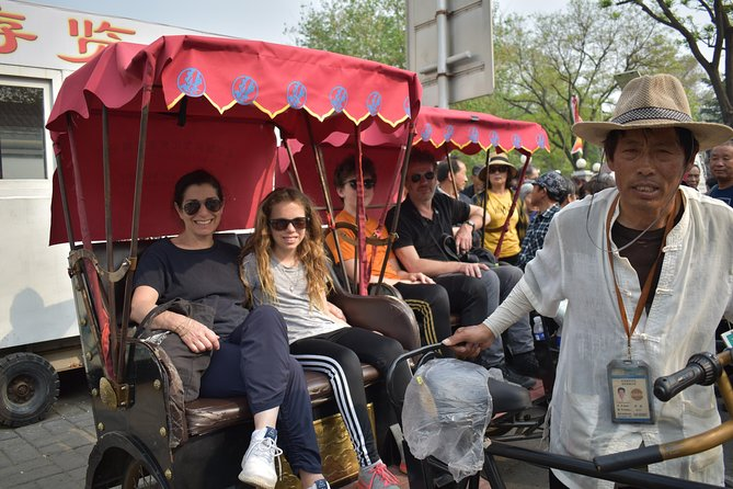 Layover Private Tour to Forbidden City, Beijing Hutongs and Temple of Heaven