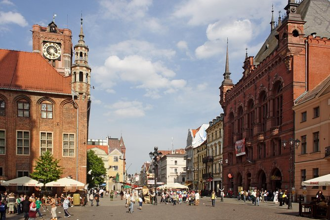 Torun: Living Museum of Gingerbread and Old Town Private Walking Tour photo 8