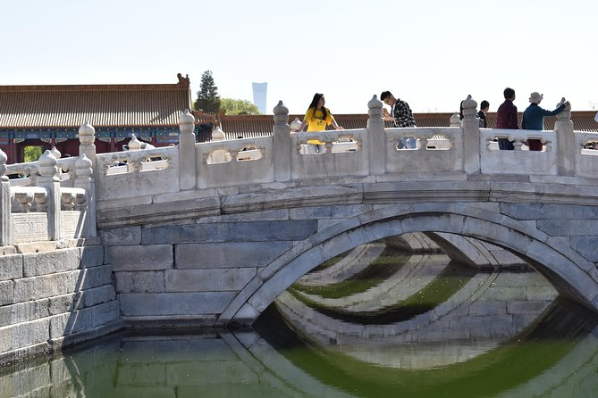 Layover Private Tour to Summer Palace and Forbidden City