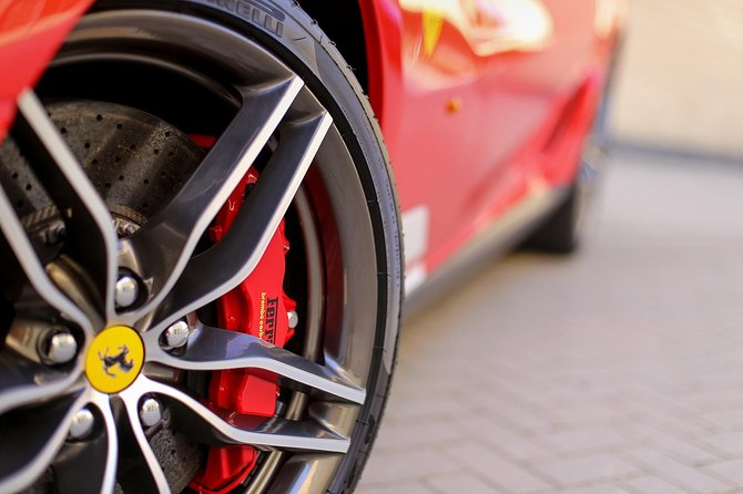 Private car trip to Maranello from Florence (10 h)
