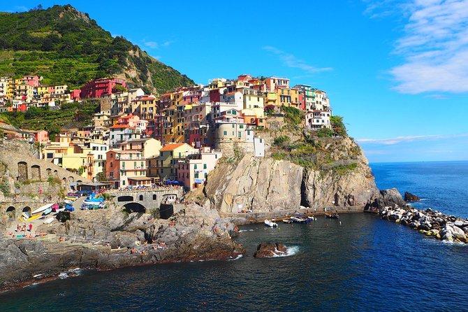 Shore Excursion: Cinque Terre from La Spezia with Local Guide and Wine Tasting
