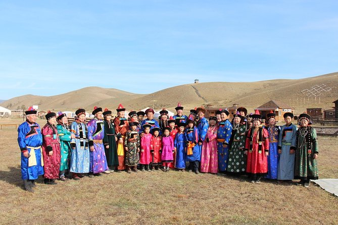 Private Tour To Buryat Village
