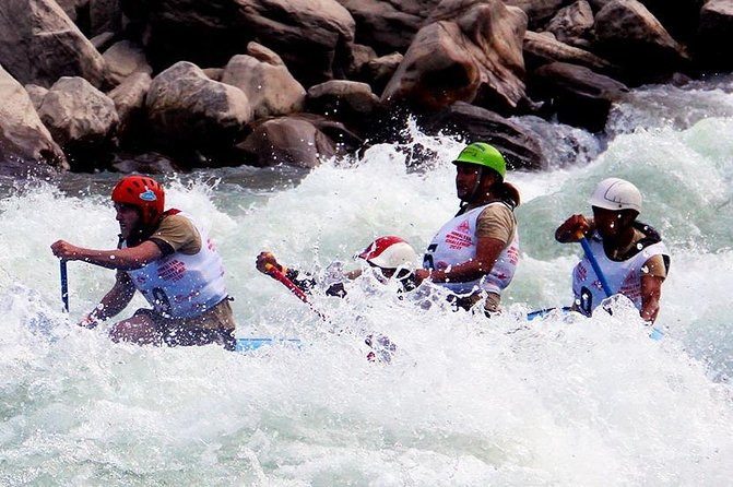 Trishuli River Rafting Day Tours
