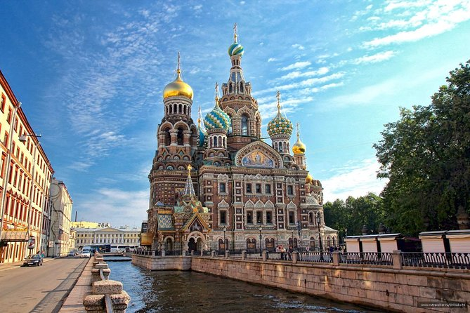 St. Petersburg Private walking tour photo 8