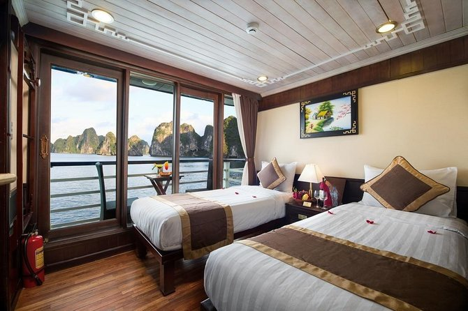 Apricot Premium - 4 Star Cruise 3 Days 2 Nights Stay On Cabin Boat