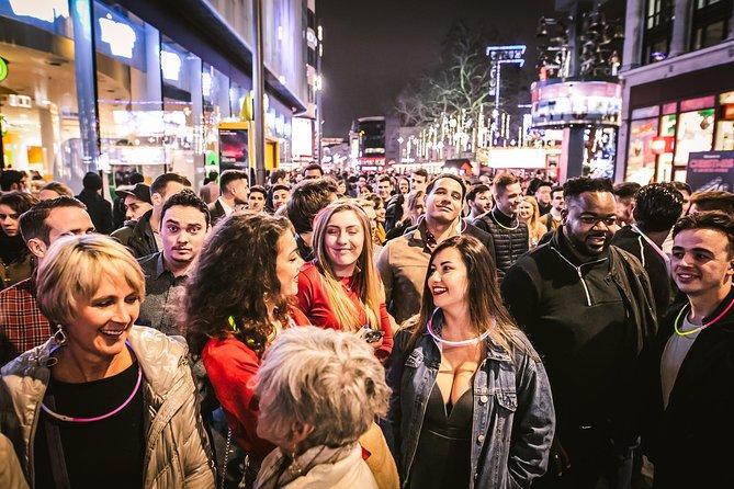 London's Biggest Daily Bar & Club Crawl - w. 1 Big Night Out Pub Crawl