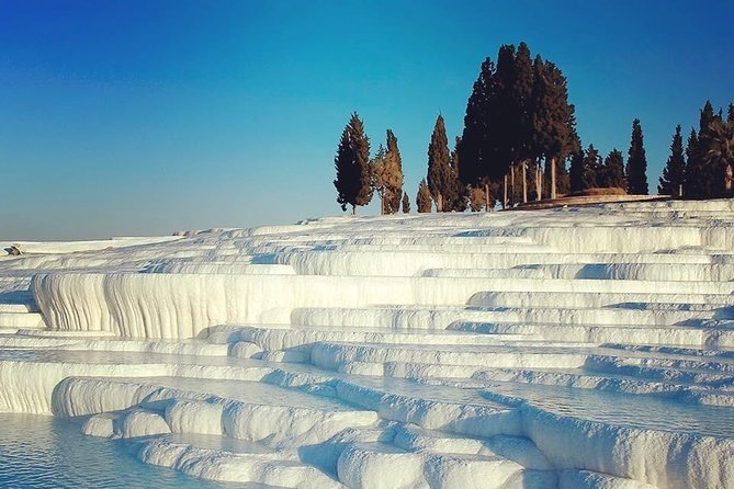 Daily Pamukkale Tour and Spa treatment