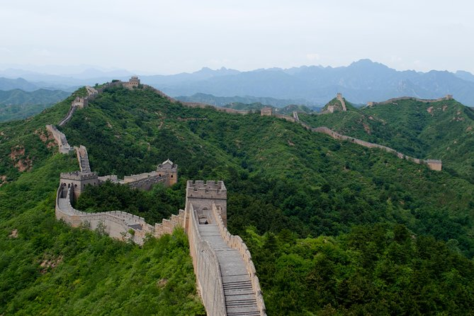 Beijng Layover Tour to Great Wall Of China with Spa Experience