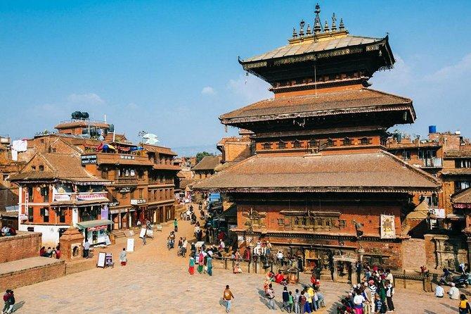 Patan and Bhaktapur city day tour