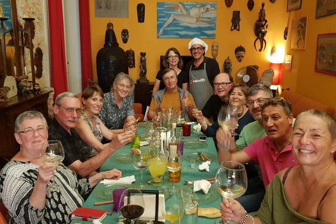 A real Sicilian lunch in Palermo for private groups