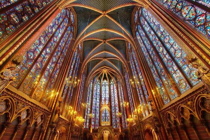 Sainte Chapelle: Skip-the-Line Ticket & Private Audio Tour on Mobile App