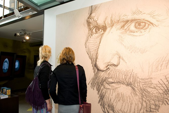 Van Gogh Walking Tour and Van Gogh Museum + Amsterdam Canal Cruise