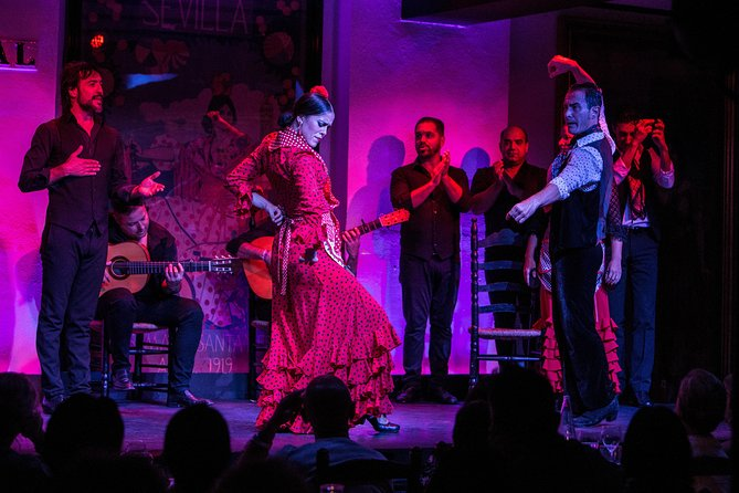 Skip the Line: Flamenco Show at Tablao Flamenco El Arenal in Seville Ticket photo 1