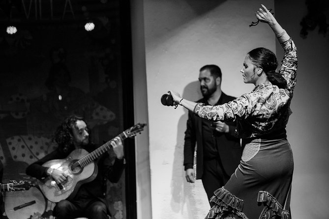 Skip the Line: Flamenco Show at Tablao Flamenco El Arenal in Seville Ticket photo 6