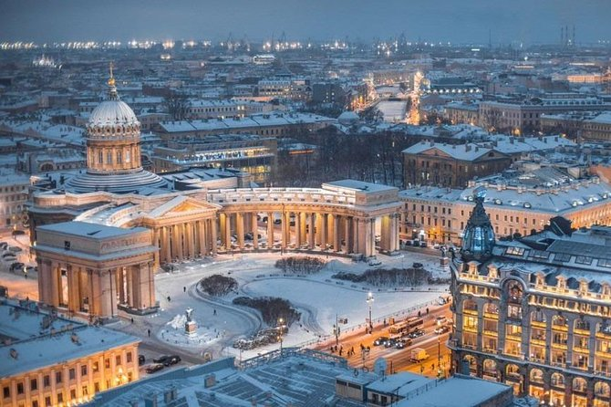 Private St. Petersburg tour by car