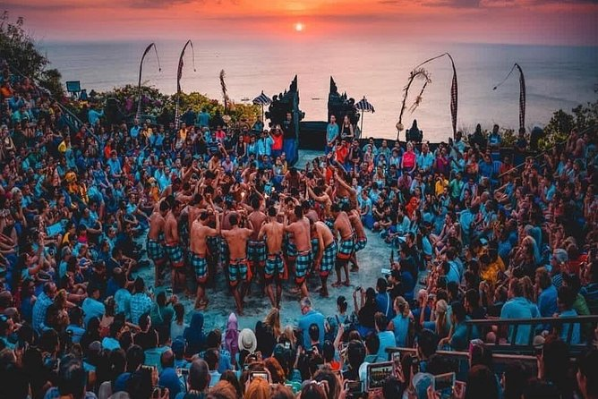 Kecak Uluwatu Sunset all Inclusive