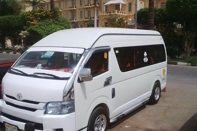 Transfer from Luxor to CAIRO