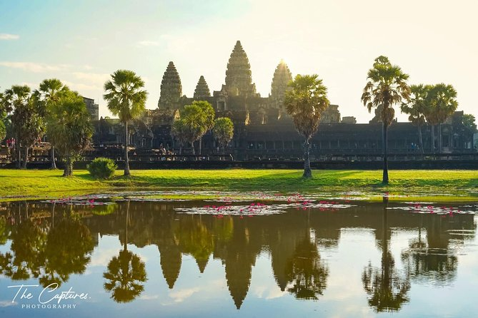 Angkor Guide To Sunrise Angkor Wat, Bayon, Ta Prohm, Banteay Srei from Siem Reap