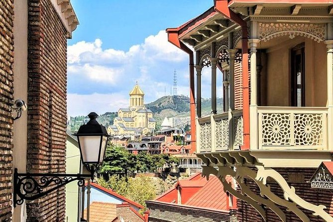 Tbilisi in all its glory and originality