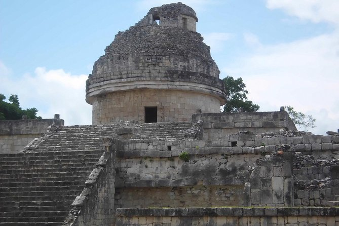 Chichen Itza Private Tour 13 to 15 travelers