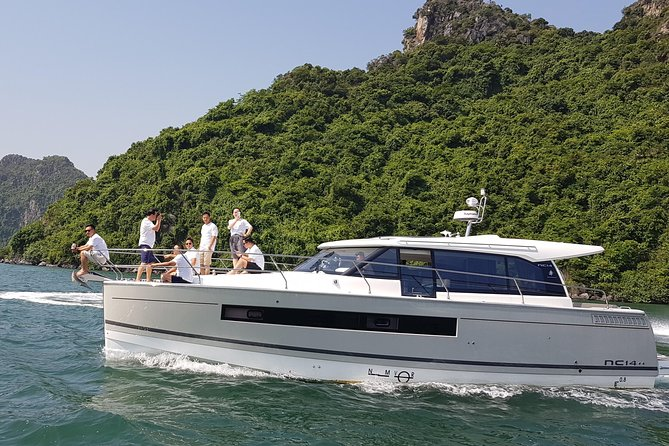 Ha Long Bay Yacht │Luxury NC14 VIP 2 bedrooms