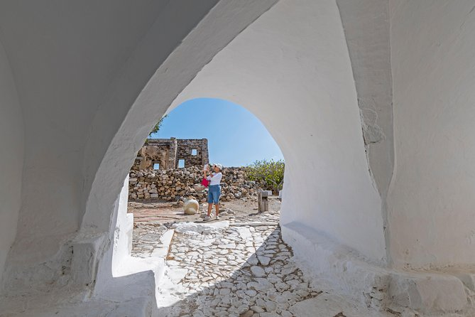 Tour of Chora and the Venetian Castle of Astypalaia