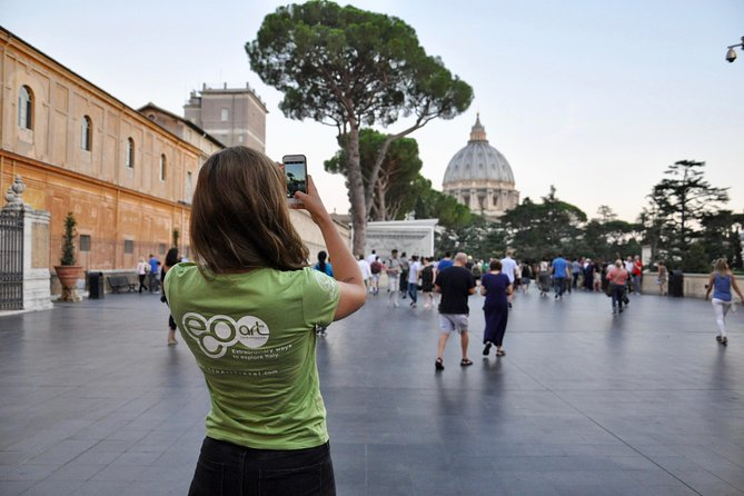Private Vatican Experience with Sistine Chapel & St. Peter's Basilica