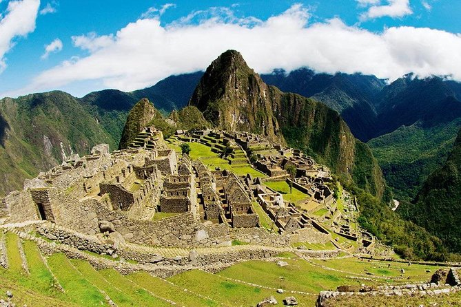 Machu Picchu By Train From Poroy (1 Day)