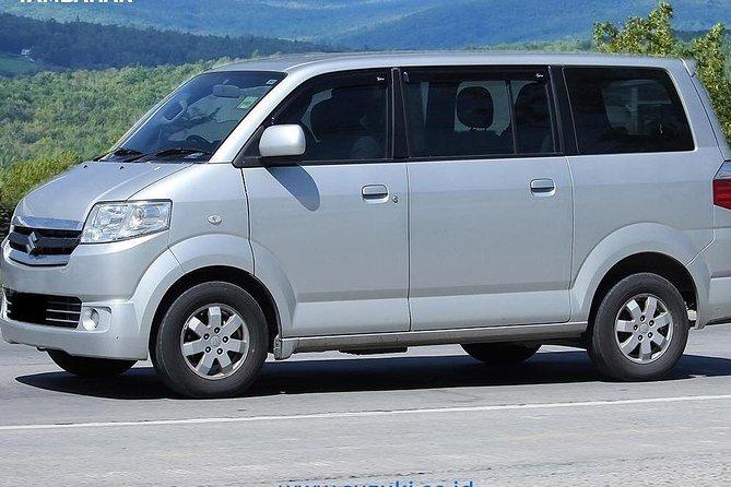Bali Car Charter Your Own Tour Initenery