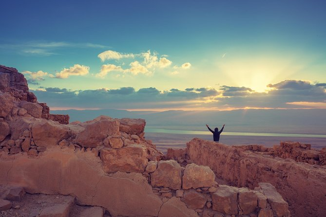 Masada Sunrise, Ein Gedi, and the Dead Sea day tour From Jerusalem photo 3