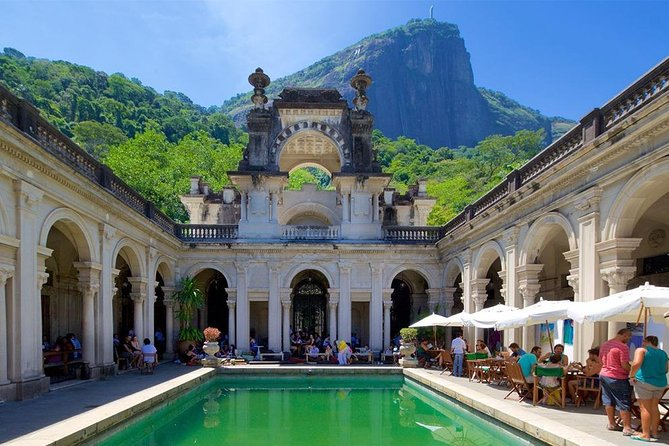 Big Five Rio Attractions Private Tour with Tickets and Lunch Included