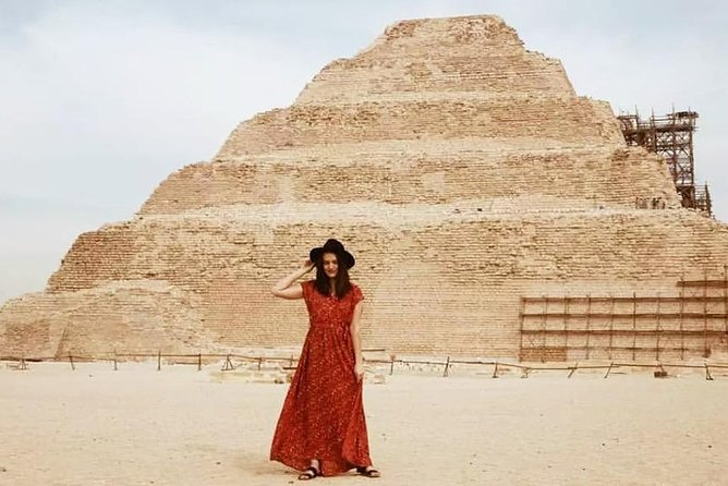 Tour to Pyramids, Sakkara & Dahshur photo 7