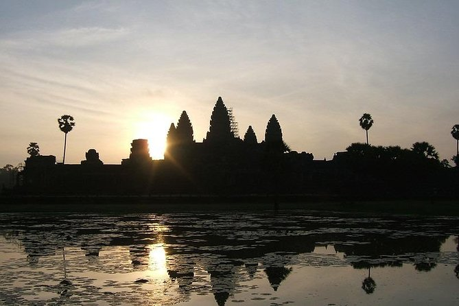 Fullday Angkor Temple including Sunrise Viewing