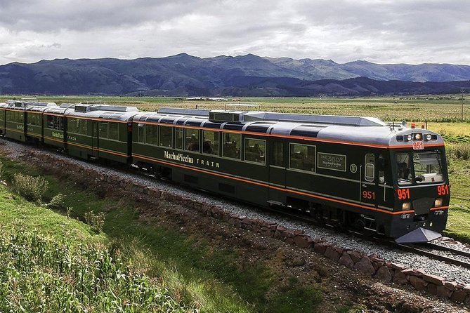 Tour To Machupicchu 2 Days by Train