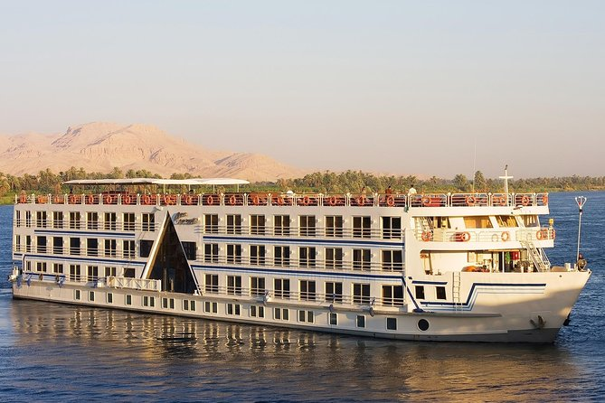 5 Nights 6 Days Nile cruise from Cairo by VIP train ( train ticket included )