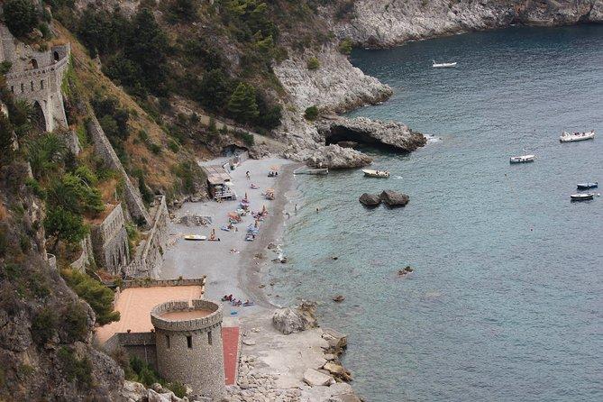 "Full Day Amalfi Coast: ""Ravello, Amalfi and Positano"". Transfer from Naples"