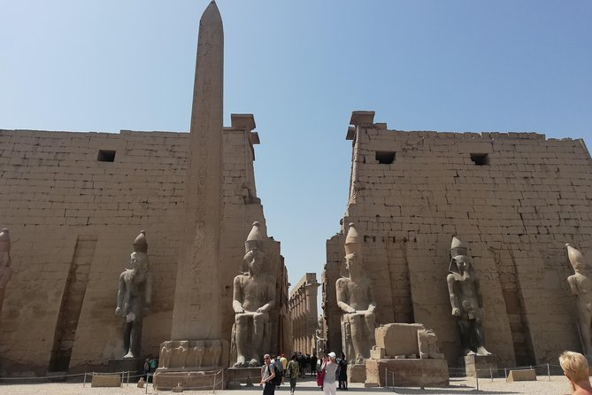 Luxor trip for families from Hurghada, private tour