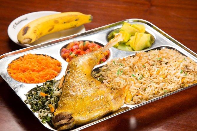 The food experience - Authentic Ugandan food