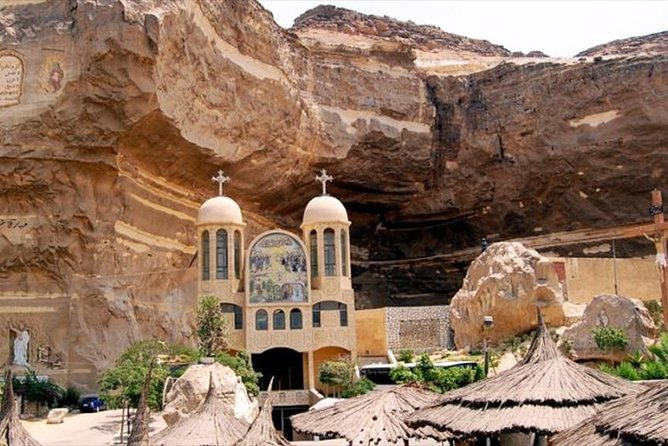 Day Tour To Coptic Cairo and Cave Crash photo 2