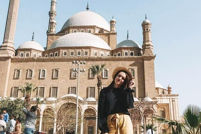 Day Trip To Giza Pyramids, Citadel, Old Cairo
