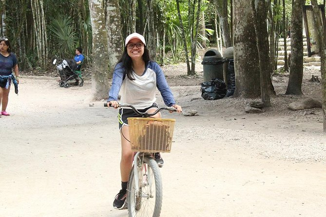 4X1 VIP Tour Tulum, Coba, Cenote & Playa del Carmen with Transportation