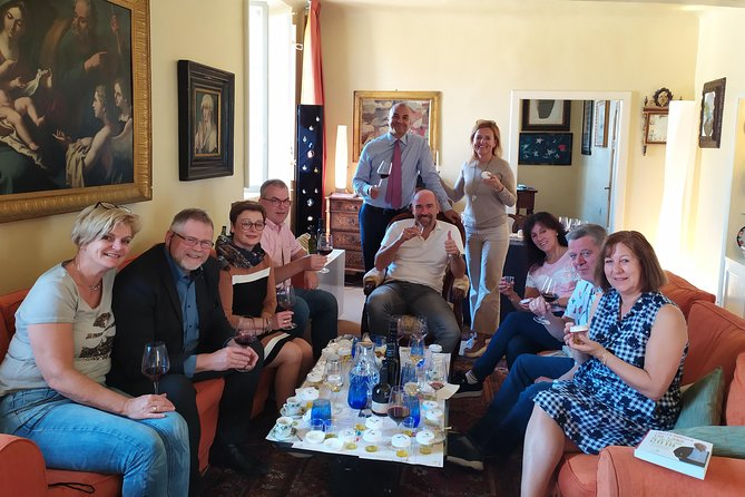 Wine and Extra virgin olive oil tasting in Lucca, Tuscany