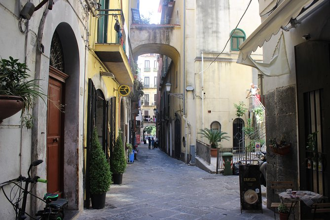 Walking Tour in the Historic Center of Salerno
