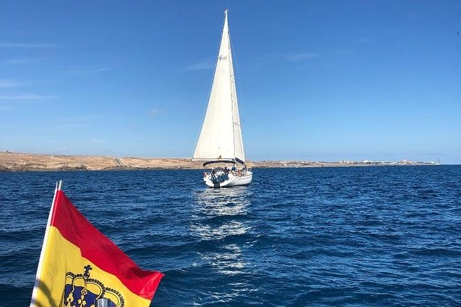 Relaxing Charter Sailing Trip from Pasito Blanco