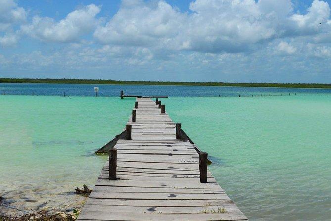 Wonderful Tulum Tour to Laguna Kaan Luum, 2 Cenotes and Playa Paraíso