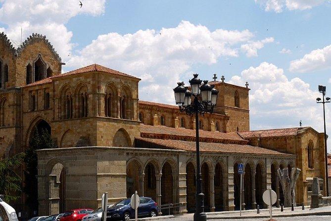 ride to Avila and Salamanca