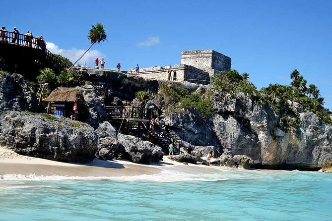 ONE DAY OF 5 PLACES: Kaan Luum Lagoon, 2 Cenotes, Tulum and Playa del Carmen photo 35