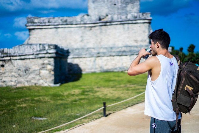 ONE DAY OF 5 PLACES: Kaan Luum Lagoon, 2 Cenotes, Tulum and Playa del Carmen photo 10