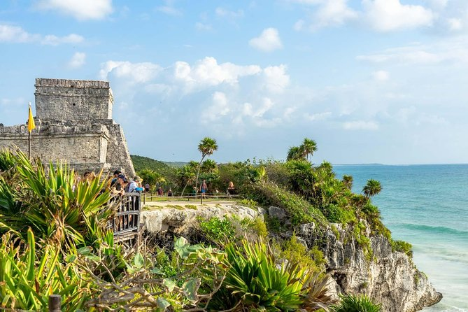 ONE DAY OF 5 PLACES: Kaan Luum Lagoon, 2 Cenotes, Tulum and Playa del Carmen photo 24