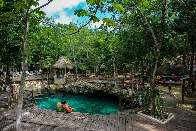 ONE DAY OF 5 PLACES: Kaan Luum Lagoon, 2 Cenotes, Tulum and Playa del Carmen photo 30